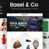 Basel 5.4.1 – Responsive eCommerce WordPress Theme