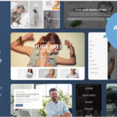 Flatsome 3.13.0 – Multi-Purpose WooCommerce