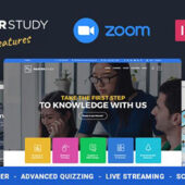 Masterstudy 4.2.4 – Education Center Theme