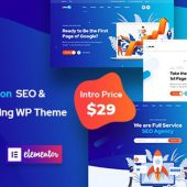 Onum 1.2.0.10 – SEO Marketing WordPress Theme