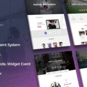 EM4U 1.4.1 – Events for Booking Tickets Theme