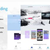 AppLanding 1.6 – One Page App Promotion Theme