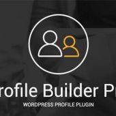 Profile Builder Pro 3.5.5  (+Addons) – Profile Plugin